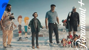 Kadr z reklamy Paramount+