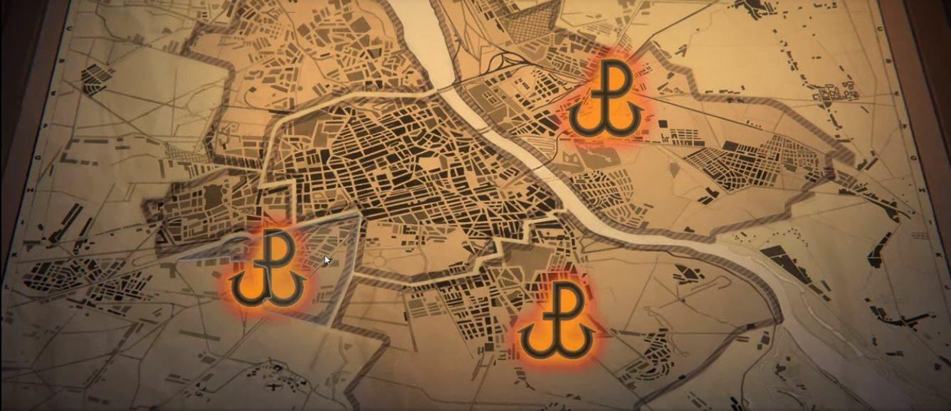 Kadr z rozgrywki Warsaw