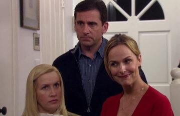 """Kadr z serialu """"Biuro"""""""