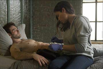 """Kadr z serialu """"Daredevil"""""""
