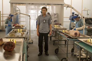 "Kadr z serialu ""Dexter"""
