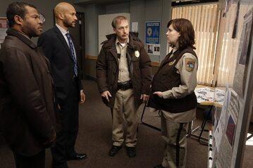 """Kadr z serialu """"Fargo"""""""