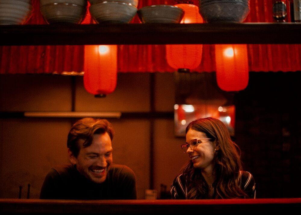"""Kadr z serialu """"Foodie Love"""""""