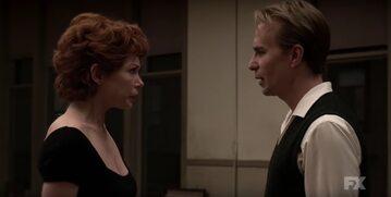 """Kadr z serialu """"Fosse/Verdon"""""""