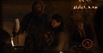 """Kadr z serialu """"Gra o tron"""""""