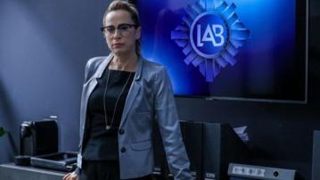"""Kadr z serialu """"Lab"""""""