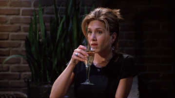 """Kadr z serialu """"Przyjaciele"""""""