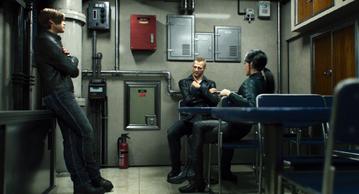 """Kadr z serialu """"Resident Evil: Wieczny mrok"""""""