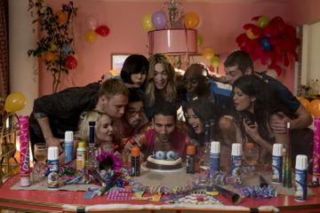 "Kadr z serialu ""Sense8"""