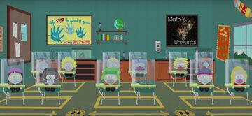 """Kadr z serialu """"South Park"""""""