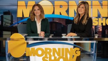 "Kadr z serialu ""The Morning Show"""