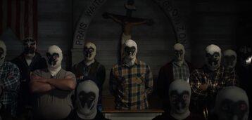 """Kadr z serialu """"Watchman"""""""