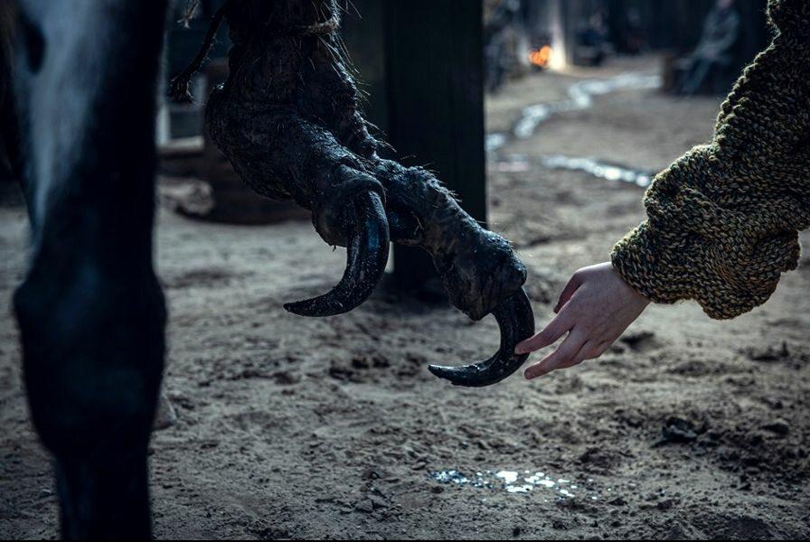 """Kadr z serialu """"Wiedźmin"""" Netfliksa"""