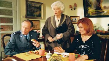 """Kadr z serialu """"Złotopolscy"""""""