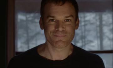 "Kadr z teasera 9. sezonu serialu ""Dexter"""
