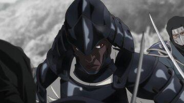 """Kadr z """"Yasuke"""""""