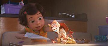 """Kadr ze zwiastuna """"Toy Story 4"""""""