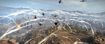 Kadr ze zwiastuny Call of Duty: Warzone