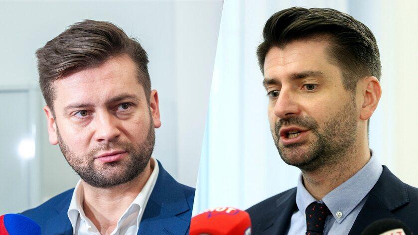 Kamil Bortniczuk i Krzysztof Śmiszek