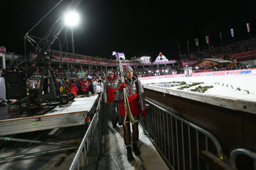 Kamil Stoch na Turnieju 4 Skoczni