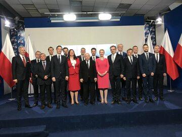 Kandydaci PiS w wyborach samorządowych