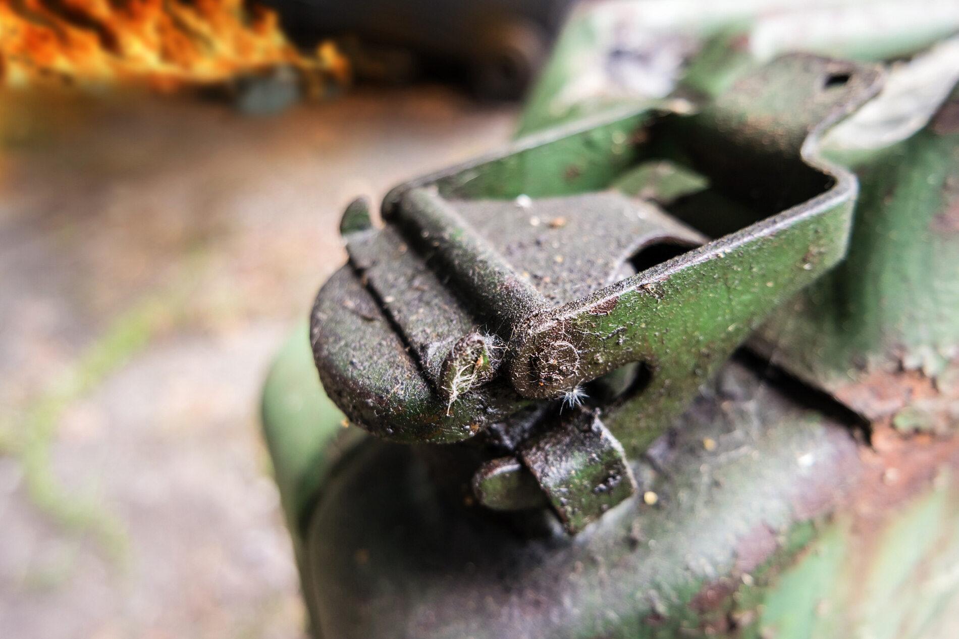 Kanister, zdjęcie ilustracyjne
