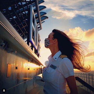 Kapitan Kate McCue