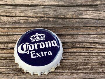 Kapsel piwa Corona