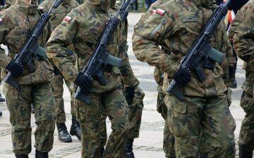 Karabinek podstawowy w wariancie kolbowym na wyposażeniu Wojsk Obrony Terytorialnej