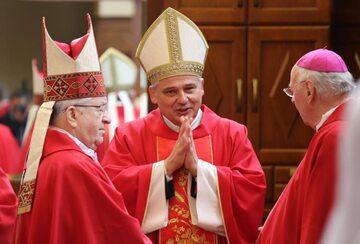 Kardynał Konrad Krajewski