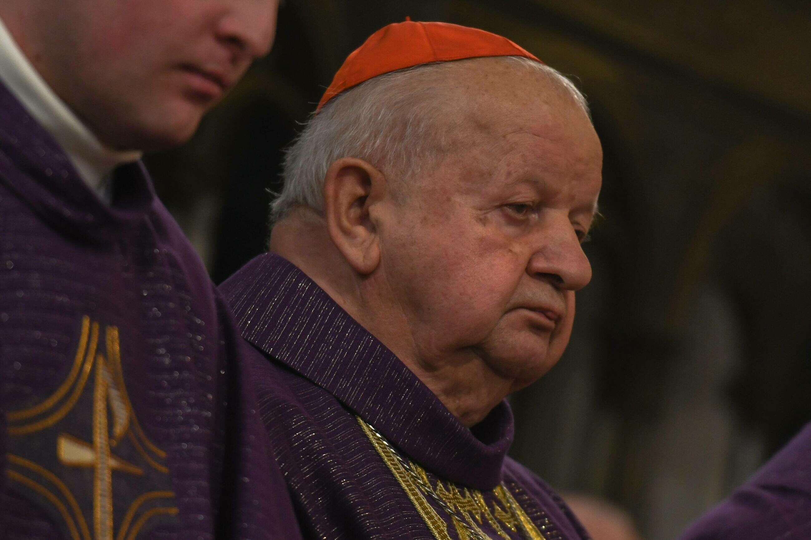 Kardynał Stanisław Dziwisz