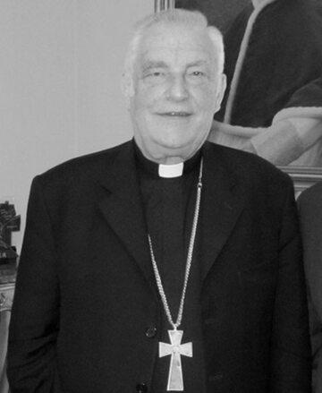 Kardynał Zenon Grocholewski