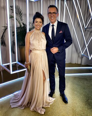 Katarzyna Cichopek i Maciej Kurzajewski