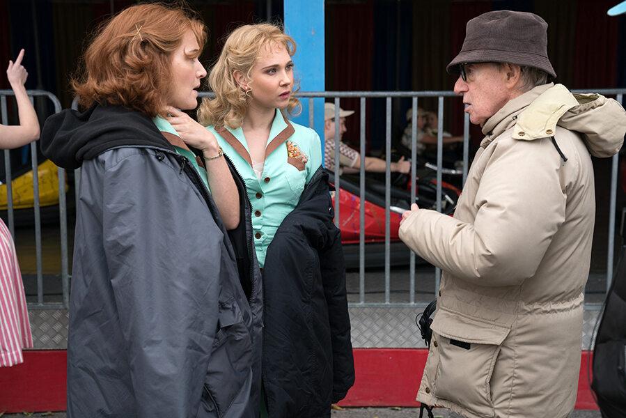 Kate Winslet, Juno Temple i Woody Allen na planie nowego filmu reżysera