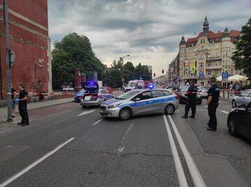 Katowice. Autobus śmiertelnie potrącił 19-latkę