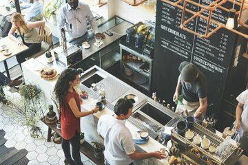 Kawiarnia, restauracja, zdj. ilustracyjne