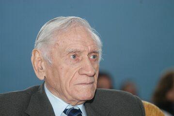Kazimierz Górski w 2004 roku