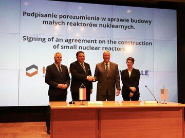 KGHM zbuduje elektrownię atomową