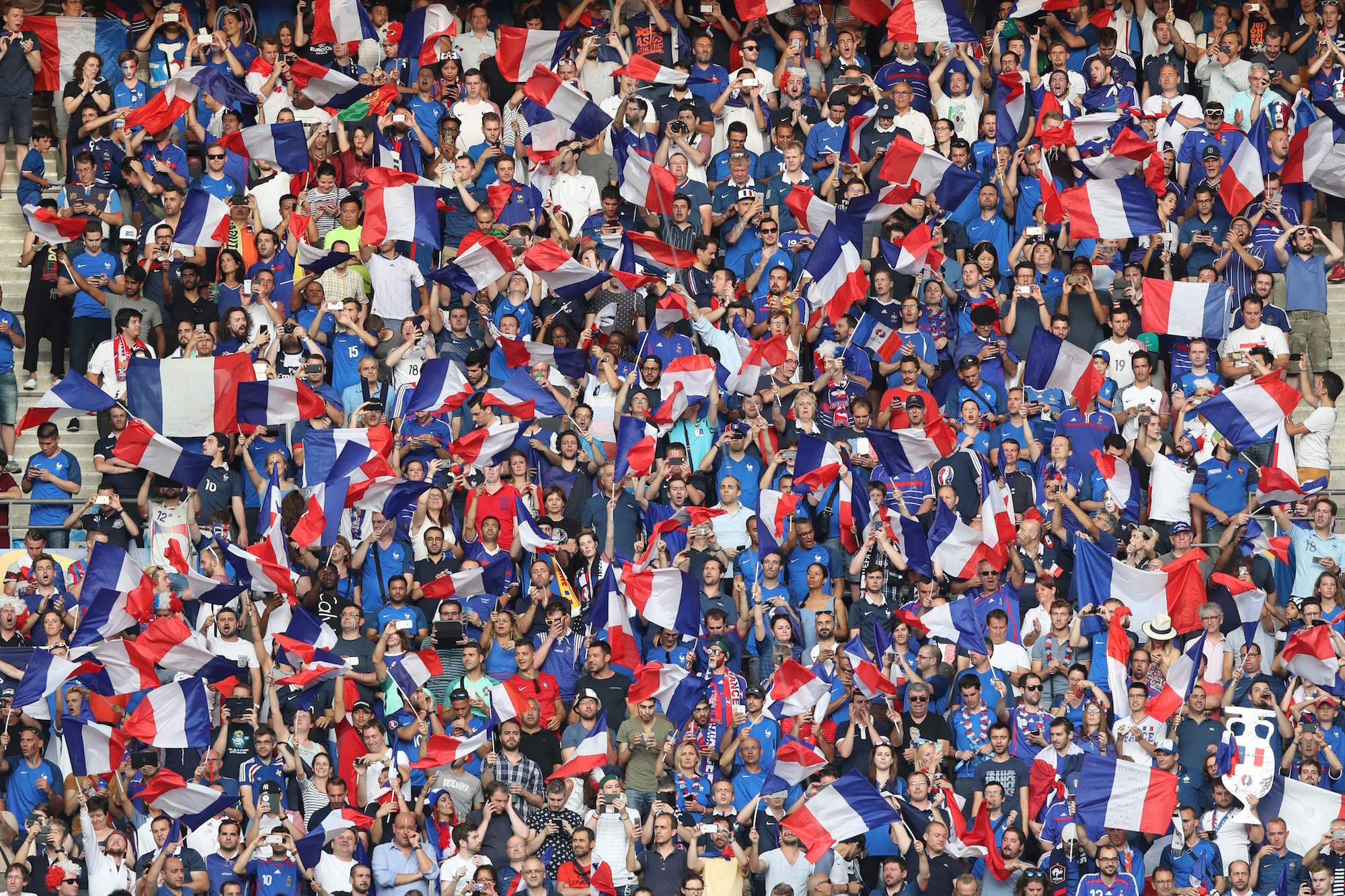 Kibice Francji