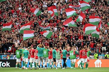 Kibice i reprezentacja Węgier