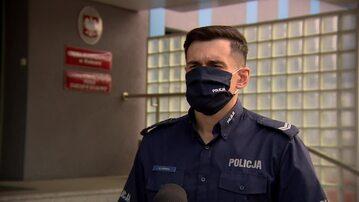 """Kibice zorganizowali """"ustawkę"""" na autostradzie A4 w okolicach Wieliczki"""