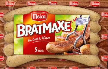 Kiełbaski Bratmaxe