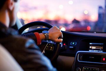 Kierowca, zdj. ilustracyjne