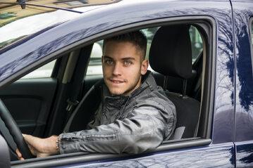 Kierowca, zdjęcie ilustracyjne