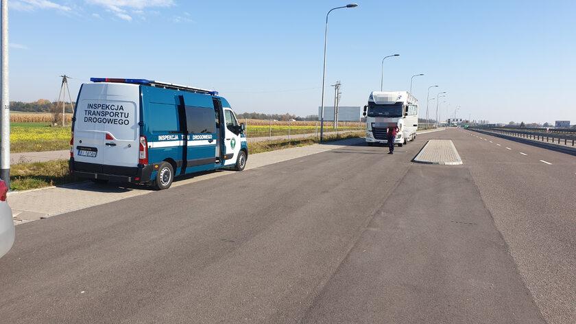 Kierowcy naruszyli przepisy 40 razy