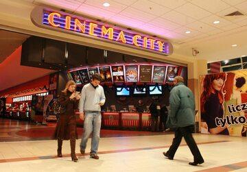 Kino Cinema City w Galerii Mokotów