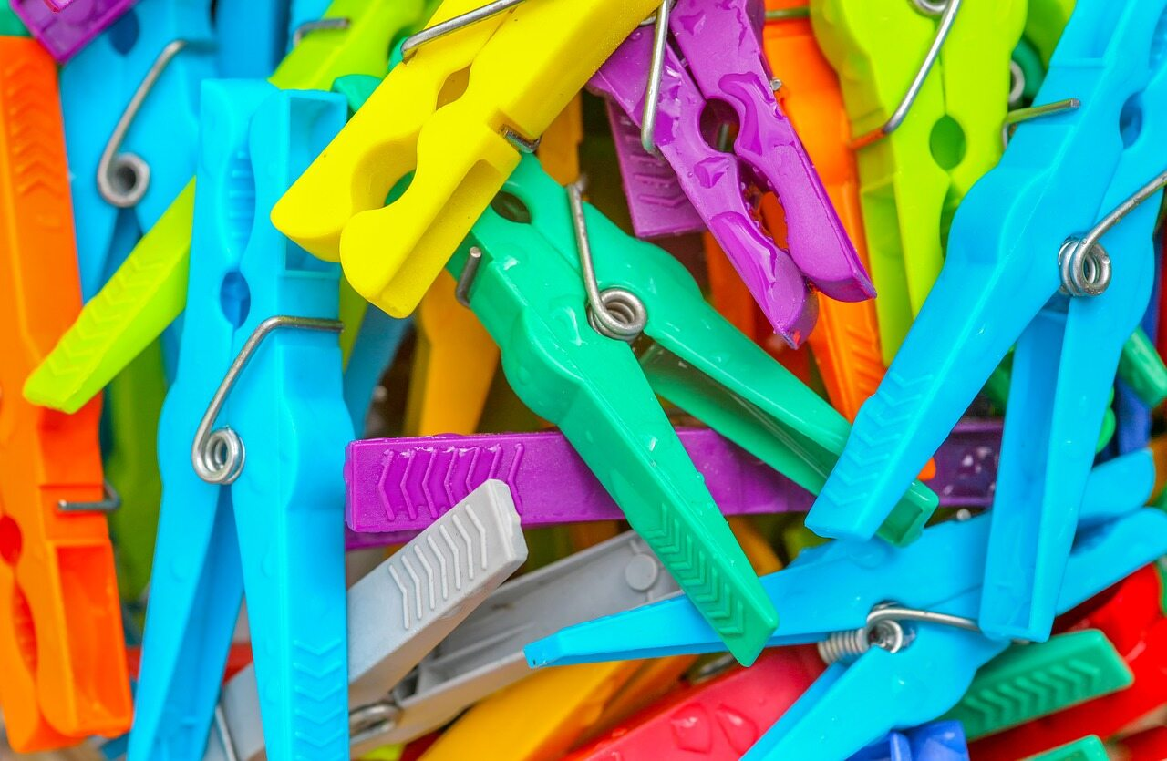 Klipsy do prania
