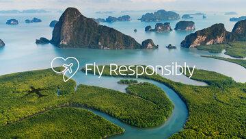 KLM latają odpowiedzialnie