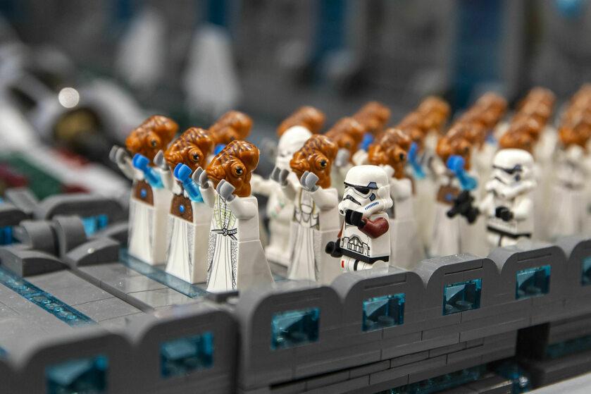 Klocki Lego, zdjęcie ilustracyjne
