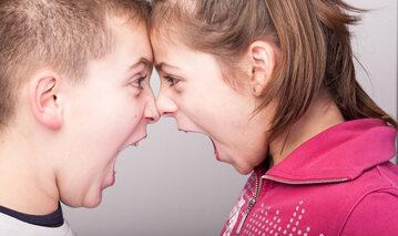 Kłótnia rodzeństwa